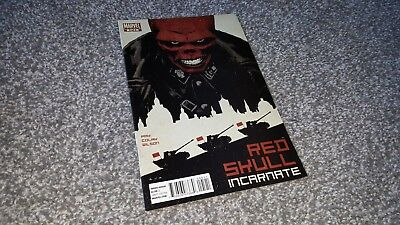 RED SKULL: INCARNATE #5 of 5 (2012) MARVEL MINI-SERIES