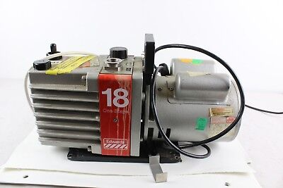 ** Spares And Repairs ** Edwards E1M18 Vacuum Pump