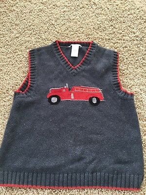 Janie And Jack Boys Vest 5