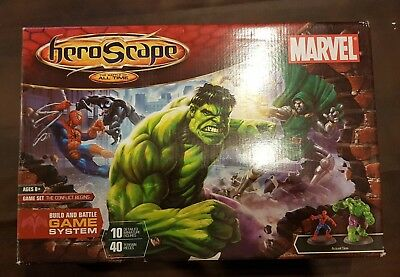 Heroscape The Conflict Begins Marvel Set NEW
