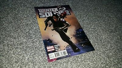 WINTER SOLDIER #13 of 19 (2013) MARVEL SERIES