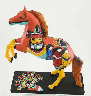 TRAIL OF PAINTED PONIES - Hopi Maidens - Horse Figurine - 1E / 5488