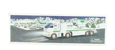 2006 New HESS Truck And Helicopter Toy