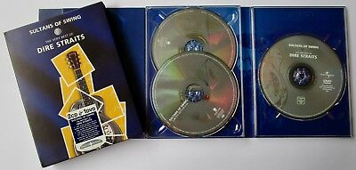 Dire Straits Sultans Of Swing  The Very Best Of - Boxset 2Cd 1 Dvd
