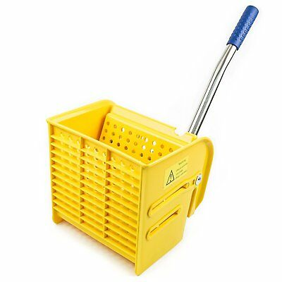Side Press Wringer Replacement for Mop Bucket 24 qt Yellow -WRINGER-24QT-YEL