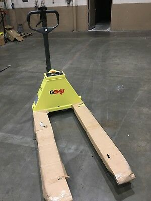 Pallet Jack Semi Electric-Free Shipping