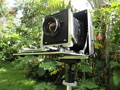 4x5 Wide angle Reducing back for 5x7 Super Technika V