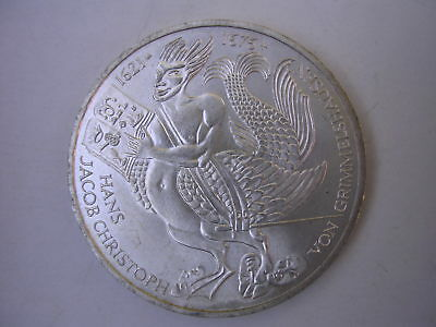 1976 D German 5 Mark Silver Coin World Germany Commemorative UNC BU