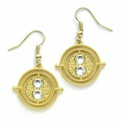 Harry Potter : Time Turner Earrings from The Carat Shop