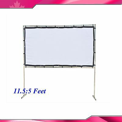 Home & Small Night Party Screens Outdoor Or Indoor 11.5:5 Fts Advertising Screen