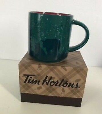 Tim hortons holiday mug-Bear