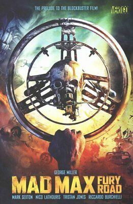 Mad Max: Fury Road TP by Lee Bernejo 9781401259051 (Paperback, 2015)