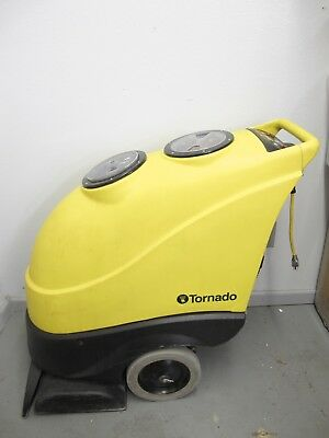 Tornado Marathon MWH 800 8 Gallon Self Contained Industrial Carpet Extractor