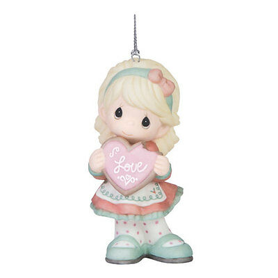 Precious Moments You're So Sweet! Girl W/Cookie Ornament 151013 NIB