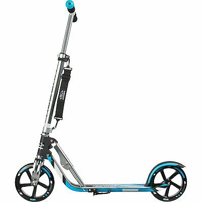 HUDORA Big Wheel RX-Pro 205, Scooter, schwarz
