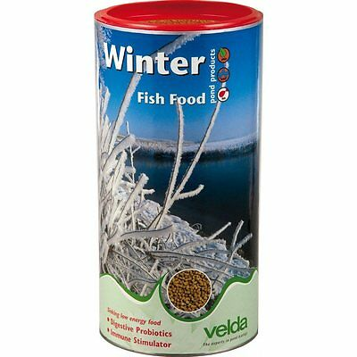 Velda Winter Fish Food - 675g