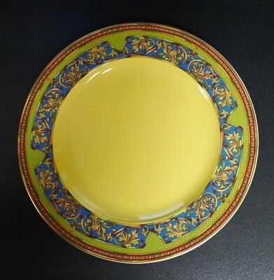 "Versace by Rosenthal Ikarus Russian Dream Dinner Plate 10.5"" (27cm)"
