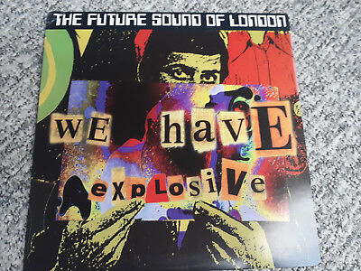 Vinyl12- The Future Sound of London - We have Explosive