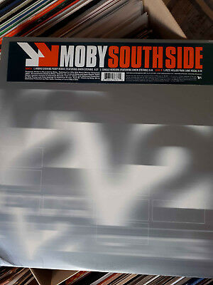 Vinyl:  Moby Featuring Gwen Stefani – South Side
