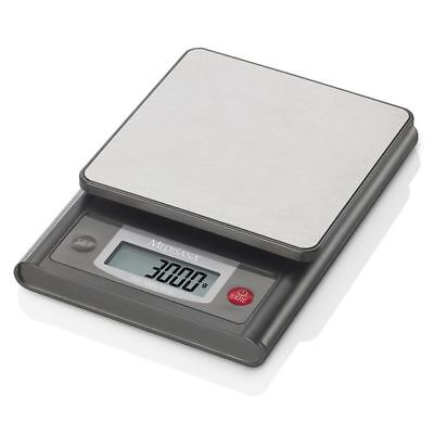 Medisana Electronic Digital LCD Kitchen Scales Food Weighing 3 kg KS 200 40469