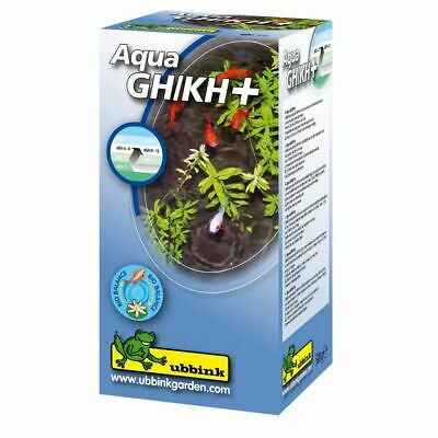 Ubbink Water Pond Alkalinity Booster Chemicals 500 g Aqua GH/KH Plus 1373009
