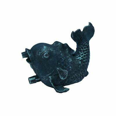 Ubbink Pond Spitter Ornament Spits Water Feature Statue Fish 12.5 cm 1386009