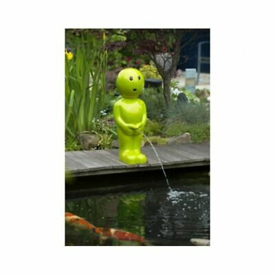 Ubbink Pond Spitter Boy VIII Small Green 45.5 cm Water Feature Statue 1386127