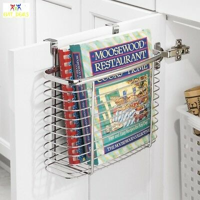 Charmant Over The Door Pantry Organizer Rack Kitchen Storage Cabinet Holder Sheet  Basket