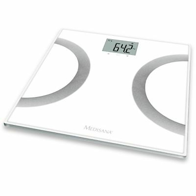 Medisana Electronic Digital LCD Body Analysis Scales 180kg Bathroom BS 445 40441