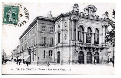 (S-118912) FRANCE - 36 - CHATEAUROUX CPA      L.L.  ed.