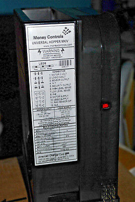Money Controls MK4 MKIV Hopper NOS Front Load 12 pin American Changer