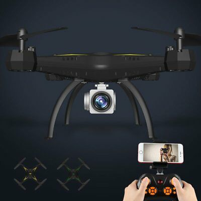 Drone RC Wifi RTF 2.4G 4CH RTF Quadcopter RC Camera Drone with FPV Camera KY501W