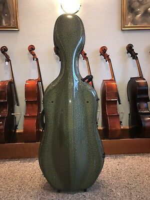 Cello Cellokasten Celloetui Cellokoffer Ultralight GEWA Aramid Carbon 3.1