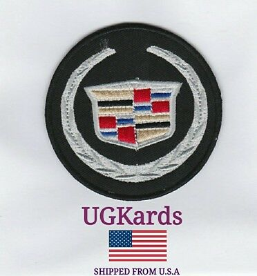 patch cadillac 3 inches