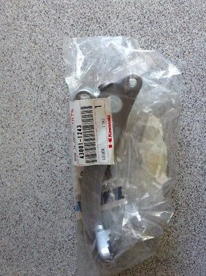 Kawasaki Kx60 88-03 Rear Brake Pedal Nos 43001-1243