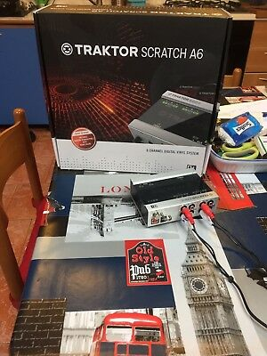 Traktor Scratch A6 - Native Instruments