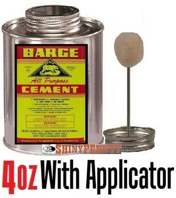 4z M Barge All Purpose Contact Cement Glue Adhesive Rubber Leather Waterproof