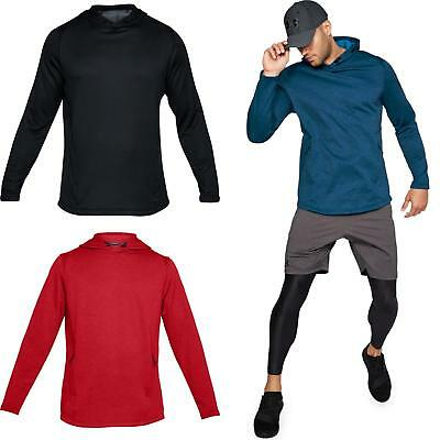 Under Armour Men's MK-1 Terry Lightweight Breathable Hoodie