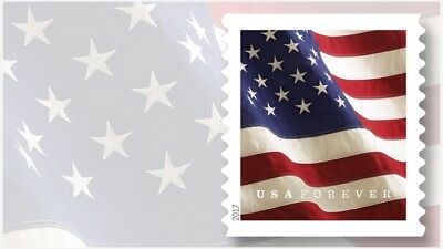 U.S. Flag Forever Stamps-2 Rolls  NEW