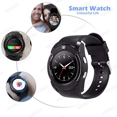 Reloj Inteligente SmartWatch Bluetooth para Android Samsung IOS Phone GSM SIM