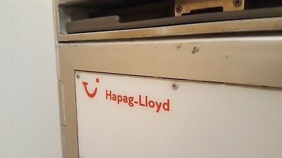 Airline*Trolley*original*Hapag-Lloyd*Half Size*