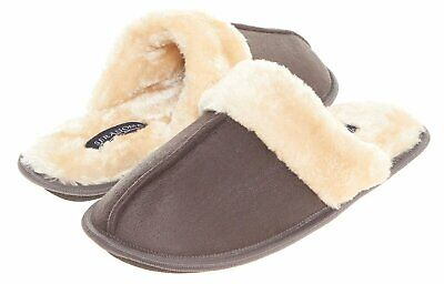 Women's Indoor/Outdoor Grey Slipper