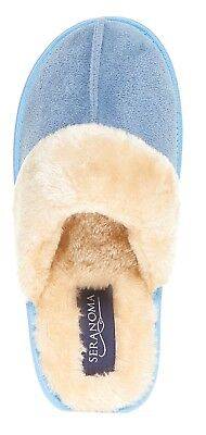 Women's Indoor/Outdoor Blue Slipper