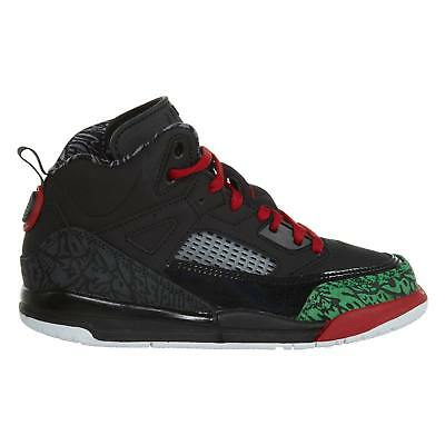 c81e062f1b0d NIKE KIDS  AIR Jordan SPIZIKE BP Preschool Shoes Black 317700-026 b ...