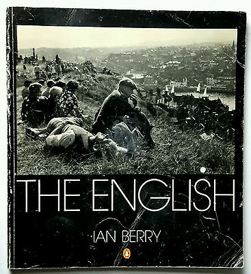 The English by Ian Berry Paperback