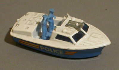 "Matchbox Modell ""Police Launch"" Boot Serie 52 / 1976"