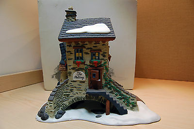 """Personal Collection, DEPT 56, Dickens Village - """"The Maltings"""" (#58335) NMint"""
