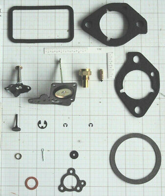 "1960-73 Carb Kit 1Barrel Holley Model 1920 Dodge 170 198-225"" Engines Eth Toler"