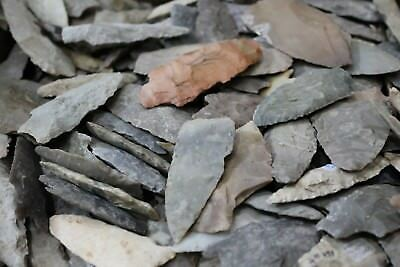 """Ancient Native American Projectile Points """"Arrowheads"""""""