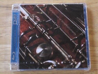 2L Symphonies of Wind Instruments Blu-ray Disc + SACD SEALED HP AUCTION